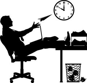 bigstock_Office_slacker_724297