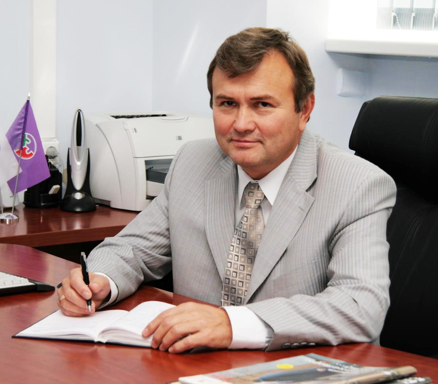 """Нефёдов А.В. - генеральный директор ООО """"ИЛАДА"""""""